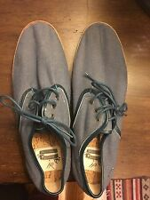 Hudson summertime mens blue shoes