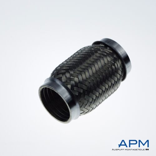 Flexrohr Auspuffrohr Rohr flexibel 45x200 mm