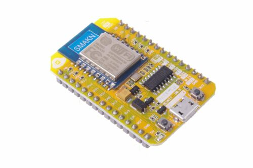 1pcs ESP8266 ESP-12 NodeMCU Lua WiFi Module Internet NEW CA