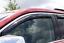 thumbnail 5 - AVS Ventvisor In-Channel Deflector, 2003-07 Honda Accord 194943