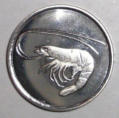 Fish 2013 Corisco 500 ekuele bimetallic coin animal wildlife