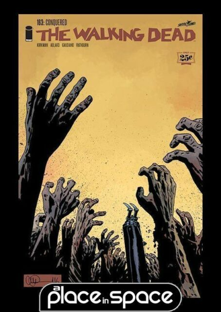 THE WALKING DEAD #163A