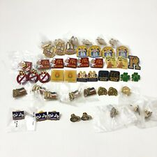 McDONALDS 2019 TOY STORY 4 CREW LAPEL PINS COLLECTION UNCIRCULATED