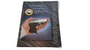 2001 North American Arms Catalog w/Extras Gun Illustrated Firearms S8