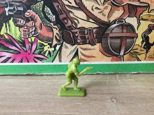 1 Green Explorer Vintage Waddingtons Lost Valley of the dinosaur jeu de pièces de rechange