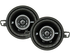 "Kicker DS Series 1 Set DSC350 3-1//2/"" 4-Ohm 20 Watt Rms Co-Axial Speaker"