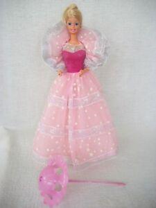 best value picked up picked up Détails sur ♪ Poupée Barbie vintage Dream glow 1985 Barbie Féérie ♪