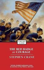 The Red Badge of Courage-ExLibrary