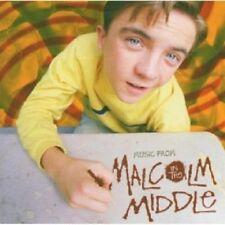 OST/GORDON/STROKE 9/UVM - MALCOLM IN THE MIDDLE  CD  17 TRACKS SOUNDTRACK  NEU