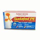 Sudafed PE Sinus Day Night Relief Tab X 24