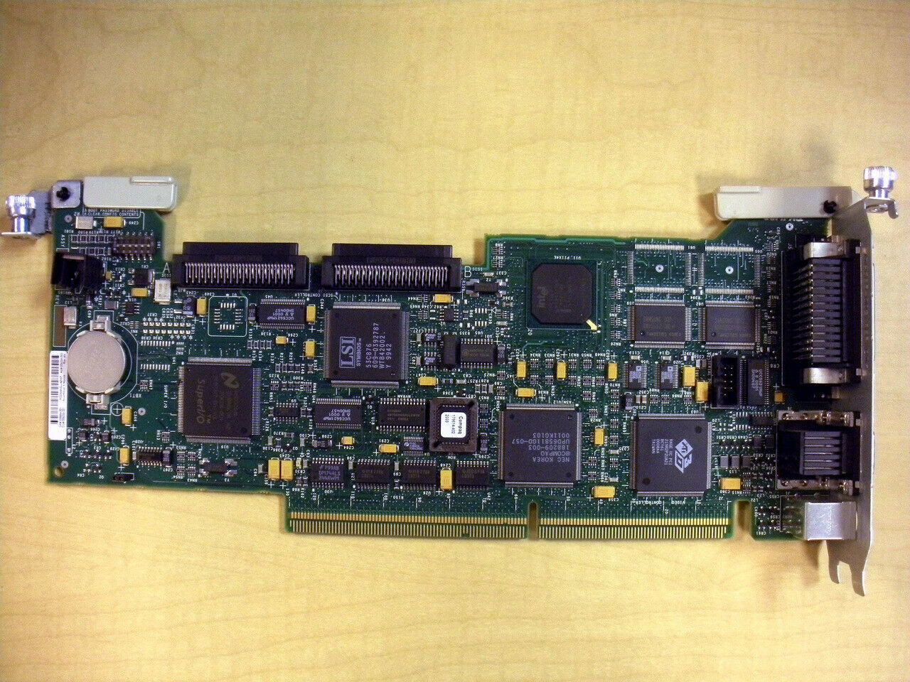 Proliant DL580 231127-001 Compaq 231127-001 HP Compaq PCI Board Hot-Pluggable