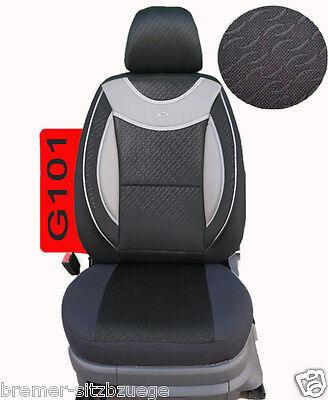 MAß Schonbezüge Sitzbezug Sitzbezüge Schonbezug Seat Ateca Fahrer  Beifahrer 115
