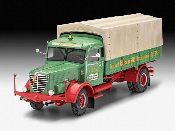 REVELL  07555 Büssing 8000 s13 1 24 Camions Kit  jusqu'à 60% de réduction