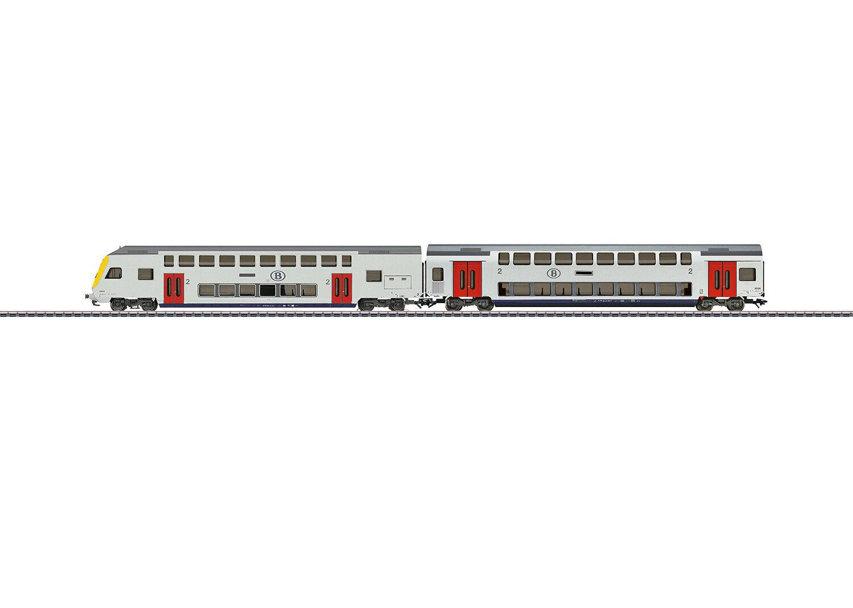 43573 argomenti-complemento confezione  doppio bastone carrello SNCB  adatto a 29474