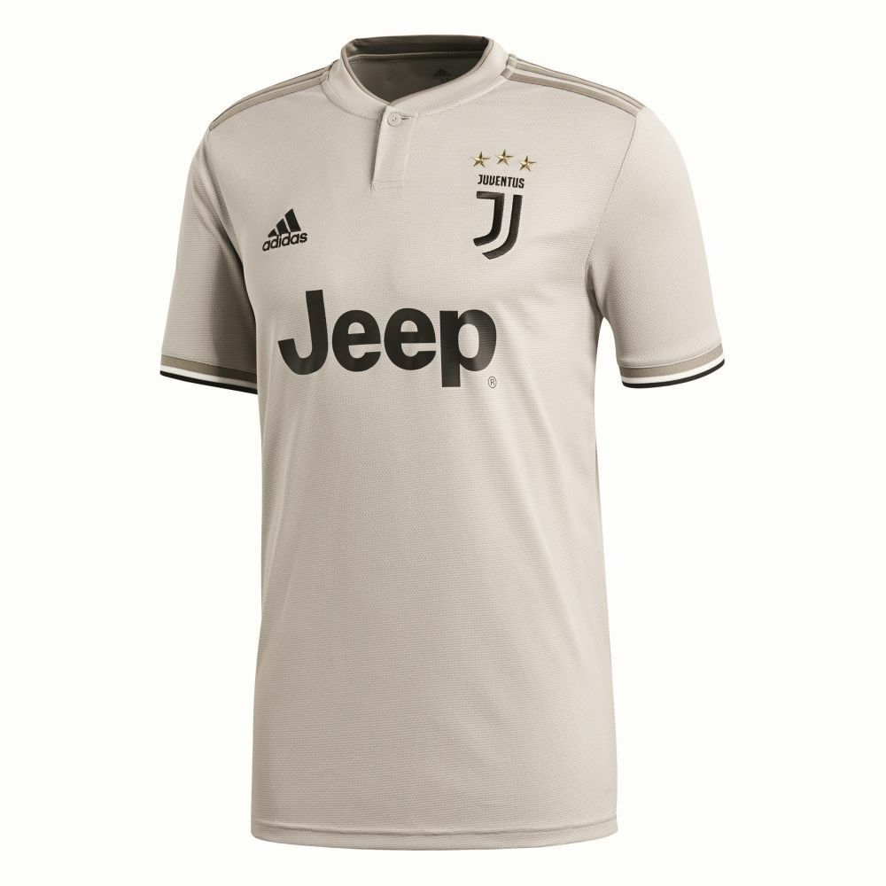 Adidas Kinder Juventus Turin Away Trikot 2018 2019 2019 2019 Auswärtstrikot hellbraun e010a2