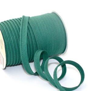 4 M Bias PIPING CORD Binding couverte d/'insertion Bande Bride Garniture 10 mm