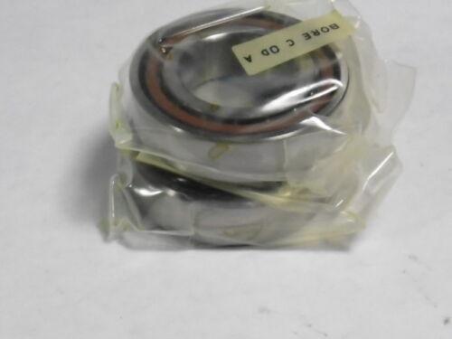 """Barden Bearing 105HDL Ball Bearing 1/"""" 1 Box of 2 Pcs  NEW"""