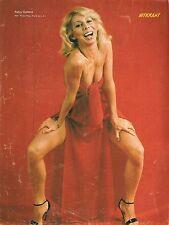 PATSY GALLANT Hitkrant  Dutch magazine PHOTO / Pin Up / Poster 10x8 inches