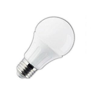 Aigostar A5 A60 - bombillas Led Apple de 6W a 12W. packs 5 Ó 10 UDS E27 grande 12w 6400k luz Fría individual