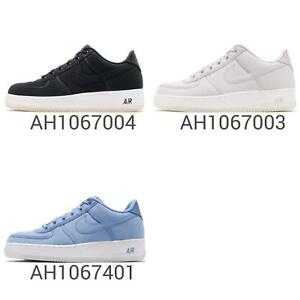 Nike Air Force 1 Low Retro QS CNVS Canvas AF1 One Men Sneakers Shoes ... 3184e55fc
