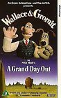 Wallace And Gromit - A Grand Day Out (VHS/H, 1993)