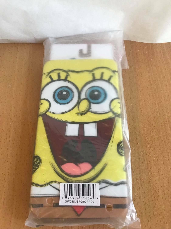 SpongeBob SquarePants: Bob Big Face Juniors Hinge Wallet *NEW SEALED*