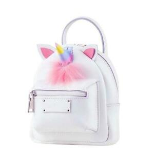 Details About Unicorn Backpack Shoulder Bag Casual Mini Age S Small