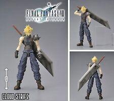 Square Enix FINAL FANTASY VII PLAY ARTS Cloud Strife Action Figure