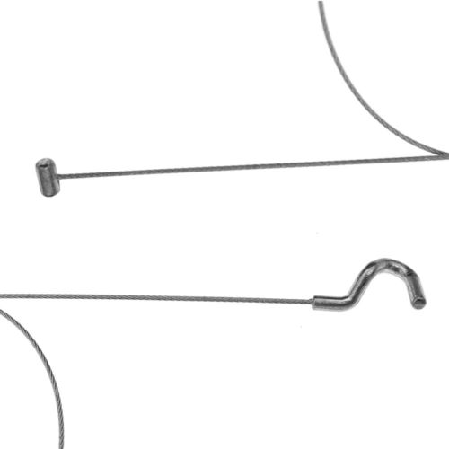Fits Ford S-MAX Ford GALAXY handbrake lever handle RELEASE cable 2006-2015