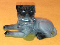 Hood Hound Dogs Figures brindle Bullmastiff Dog Bull Mastiff Figure