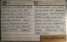 Guardians Of The Galaxy: Awesome Mix Vol 1 (US) Movie Soundtrack CASSETTE TAPE