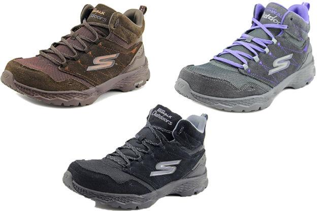 e5f2e8e1085 Skechers Women's GOwalk Outdoors Excursion Hiking Boot, Color Options
