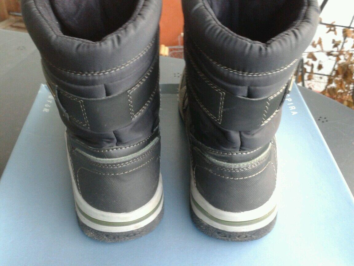Billig gute Qualität schwarz GEOX Amphibiox 40 Winterstiefel schwarz Qualität 91a58c