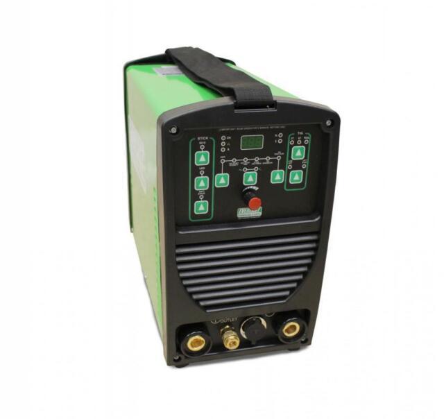 authentiek verkoop uk Los Angeles POWERARC 210stl SMAW GTAW Stick 200amp DC TIG Welder by Everlast