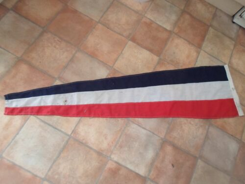 PENN FORMATION Size 6 1989 VINTAGE Stitched Panel Signal Flag+Crows Foot SGN
