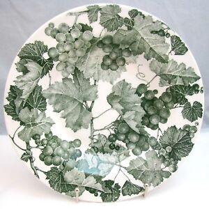 Quadrifoglio-QUD5-Green-Grapes-Soup-Bowl-s-8-5-8-034-x-1-1-4-034-EXCELLENT