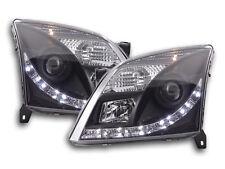 Scheinwerfer Daylight Opel Vectra C Bj. 02-05 schwarz für Rechtslenker Scheinwer