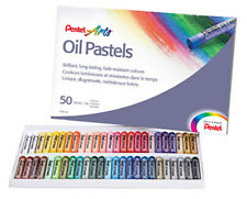 Pentel Artists Oil Pastels - 50 Set