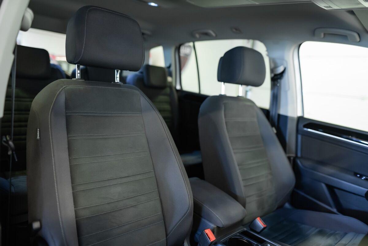 VW Touran TDi 190 Highline DSG 7prs