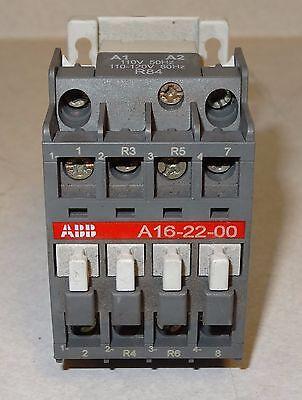 ABB A16-22-00 CONTACTOR