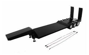 1-14-Flat-Bed-Transporter-Electric-Lifting-Ramps-Black-for-Tamiya-Semi-Truck