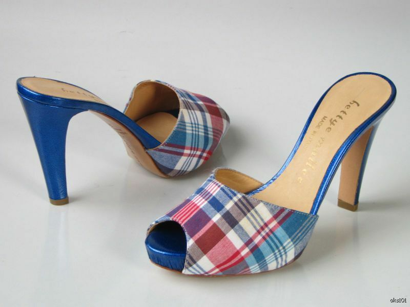 New  mules 395 BETTYE MULLER platforms heels mules  shoes Italy 35.5   5.5 gorgeous 3fe936