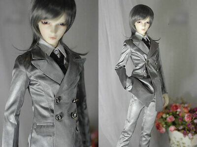 1//3 BJD 65-70cm boy doll clothes SD17 SSDF outfit white shirt dollfie luts