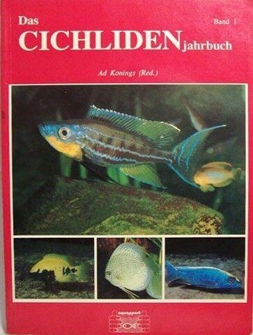 Cichlide Årsbøger, 6 stk.