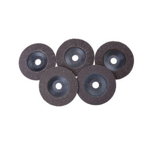 disques-de-poncage-a-Rabat-100mm-60-320-Grit-meules-lames-meuleuse-d-039-angle