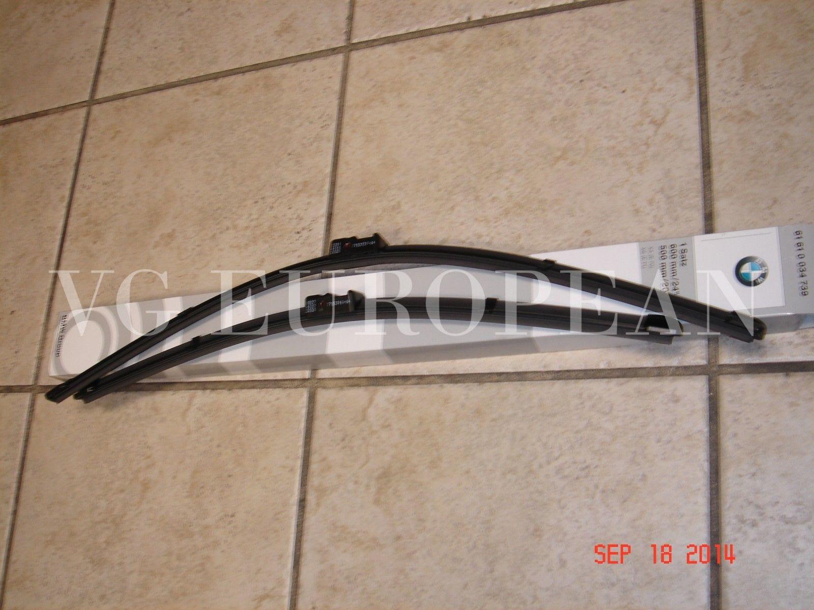 BOSCH AEROTWIN WIPER BLADE for BMW X5 E70 X6 E71