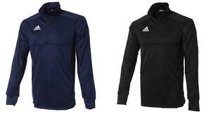 Details about Adidas Men Condivo 18 Training LS T Shirts Running Black Blue Tee Jersey BS0602