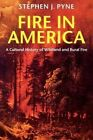 Fire in America: A Cultural History of Wildland and Rural Fire by Stephen J. Pyne (Paperback, 1997)