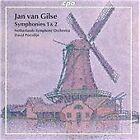 Jan Van Gilse - : Symphonies 1 & 2 (2008)