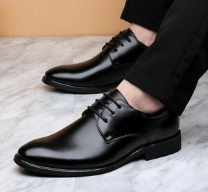 Details About Zapatos De Hombre Calzado De Vestir Para Caballeros Formal Elegante Para Hombres